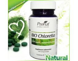 Chlorella Bio (alge pure) 150 cmp MEDICura Germania