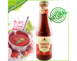 Ketchup din rosii 100% Natural Bio 500 ml