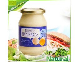 Maioneza Naturala Delicatesa cu Ingrediente BIO 250 gr