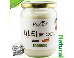 Ulei (unt) de Cocos BIO Multiple Intrebuintari 500ml