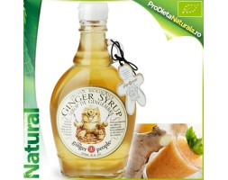 Ghimbir Sirop BIO - The Ginger Party 240gr