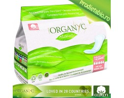 Absorbante speciale DUPA NASTERE Organic 12bc.