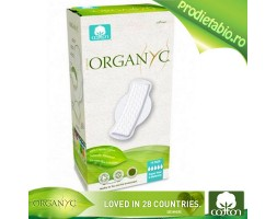 Absorbante Intime Organic SuperFLOW 10bc.