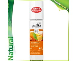 Deodorant Spray (Fara ALUMINIU!) 24H Orange Feeling Lavera 75 ml