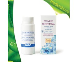 Pudra protectoare pt copii Ingrediente 100% Naturale